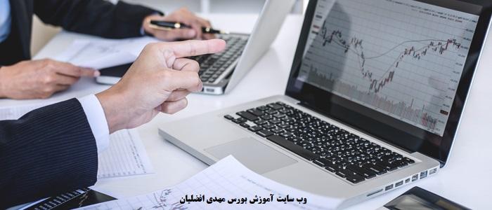 تابلو خوانی کاربردی در بورس تهران