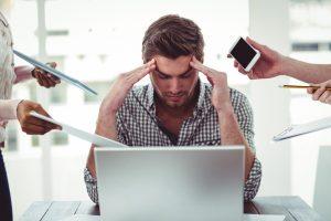 معامله گری و فرسودگی شغلی