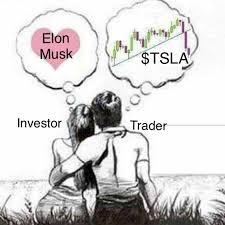 معامله گر و سرمایه گذار